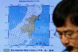 Trump  disambut gempa skala kecil di Tokyo