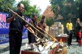 Bea Cukai Surakarta Musnahkan 33.860 Bungkus Rokok Ilegal
