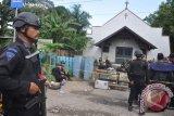 Lacak buronan teroris pengeboman Gereja, Densus 88 gandeng Polisi Filipina