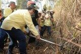 KLHK: Indonesia Bebas Bencana Asap pada 2016