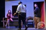 Seniman Inggris gelar pertunjukan teater di Makassar