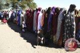 Miris, 23 orang di Niger tewas berebut makanan dan pakaian