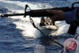 Polisi ringkus dua bajak laut bersenjata api di perairan Bangka Selatan