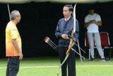 Presiden Jokowi Berlatih Panahan, Persiapan Kejuaraan