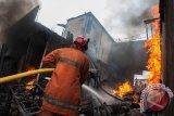 Pos Damkar Terbatas, Penangan Kebakaran di Temanggung Kurang Optimal