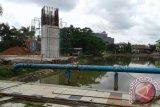 Palembang butuh 77 kolam retensi  atasi banjir