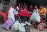 Masyarakat OKU Sumsel kumpulkan 10 ton sampah