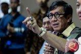 Yasonna H Laoly sebut hoaks puluhan juta orang asing serbu Indonesia