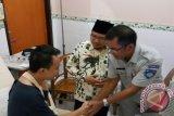 Jasa Raharja NTB Berikan Santunan Wisatawan Cirebon Kecelakaan