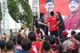 Pilkada 2017 - Petahana Kulon Progo menang di TPS masing-masing