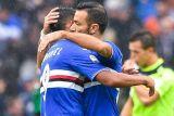 Sampdoria pecundangi Fiorentina 3-1 berkat hattrick Quagliarella