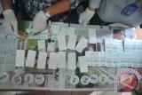 Ratusan napi Rutan Baturaja jalani tes urine