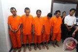 Tujuh Buronan Tahanan Narkoba yang Kabur Tertangkap Semua, Seorang Tewas