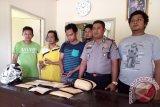 2 Warga Kalawa Edarkan Sabu Diamankan Polisi Pulpis