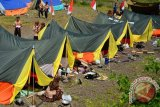 Pelajar Se-Sumatera berkemah di destinasi Mandeh