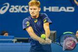 David Goffin lolos ke final Cincinnati Masters