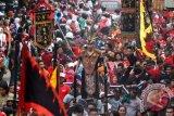 Lukman Hakim buka festival Cap Go Meh Singkawang