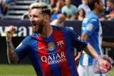 Gol ke-500 Messi bawa Barca taklukkan Real