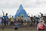 Festival Tambora diawali lari 320 km