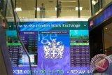 Indeks FTSE-100 Inggris berakhir turun 0,70 persen