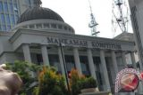 MK gelar sidang lanjutan uji UU Pemilu