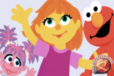Autisme Meningkat? Sesame Street Perkenalkan Boneka Baru