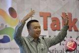Menpora lepas seribu Banser di Palembang - (d)