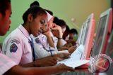 Sebanyak 3.910 pelajar SMP di Papua ikut UNBK dan UNKP