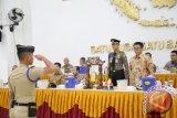 Dari Kunjungan Gubernur di IPDN Jatinangor, Jawa Barat--Disambut Tradisi Sisingaan, Pimpin Upacara Makan di Gedung Nusantara