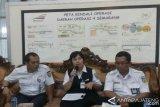 Perjalanan KA Daops IV Semarang Susut Menjadi 118