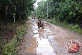 Legislator: Jalan desa bumi kawa rusak parah