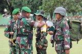 Kasdam XVII/Cenderawasih tutup Latihan Tugas Operasi Pamrahwan