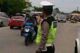 Polres Kampar Tingkatkan Patroli Lantas