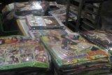 1.841 Keping DVD Porno Disita dari 2 Toko Kaset Pekanbaru