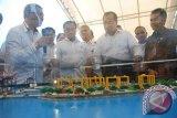 Menteri Perhubungan tinjau pembangunan Pelabuhan Gilimas
