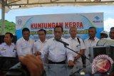 Menteri Perhubungan Minta Pembangunan Pelabuhan Gilimas Lombok Dipercepat