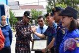 125 Personel Damkar Kota Palu Dilindungi BPJS Ketenagakerjaan