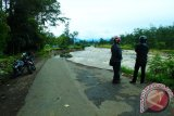 Warga Kali Uwe Jayawijaya mulai mengungsi ke tempat aman