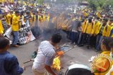 Ratusan Mahasiswa Lawan Kesewenang-wenangan Rektor Unpar
