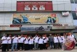 Peserta Diklat Sertifikasi Guru Kunjungi Dealer Anugerah Perdana Palu