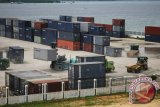 Meningkat, pengiriman barang dengan kontainer lewat pelabuhan Murhum