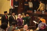 bentuk Penolakan OSO, Beberapa Anggota DPD Serahkan Laporan Reses Farouk-Hemas