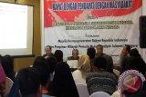Anggota DPD Perkenalkan Pancasila Kepada Mahasiswa UMK