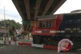 Jalur KA Babaranjang dialihkan, pembangunan fly over Jl Sultan Agung perlu dievaluasi