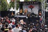 Iwan Fals Konser Munas OI di Lampung