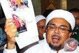 Habib Rizieq pastikan penuhi panggilan Polda Metro