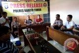 Soal Penembakan Polisi di Bentot Bartim, Ini Penjelasan Kapolres