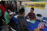 Job Fair Sulteng Dipadati Pencari Kerja