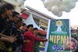 Gubernur Sulteng Luncurkan 'HIPMI Goes To School'