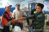 Peserta MTA Galang Bantuan Korban Banjir Bandang Grabag